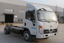 远程国五单桥纯电动货车底盘136马力0吨(DNC1076BEVJ01)