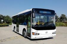 8.5米|16-31座海格纯电动城市客车(KLQ6850GEVN7)