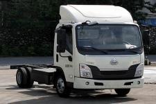 乘龙国五单桥纯电动货车底盘218马力0吨(LZ1070L2AZBEVT)