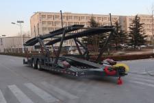 宏昌威龙11.2米9.9吨2轴中置轴车辆运输挂车(HCL9161TCL)