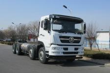 斯达-斯太尔前四后八货车底盘340马力0吨(ZZ1313N3261E1LN)