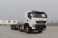 豪沃前四后八货车底盘340马力0吨(ZZ1317N306WE1)
