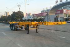 皖骏10.4米30.8吨2轴集装箱运输半挂车(JLQ9350TJZ)