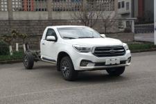庆铃(繁体)国五微型多用途货车底盘131马力0吨(QL1030CDCAY)