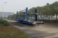 海鹏11.2米7吨2轴中置轴车辆运输挂车(JHP9140TCL)