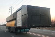 天野12.1米2.5吨2轴排水抢险半挂车(STY9310TPS)