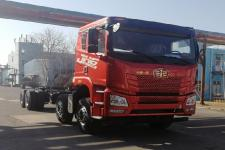解放牌CA3310P27K15L5T4BE5A80型平头柴油自卸汽车底盘图片