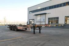 通广九州12.5米34.4吨3轴集装箱运输半挂车(MJZ9400TJZE)