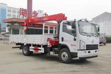 大运6.3吨随车吊价格13997877278