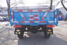 五征牌7YP-1175D2型自卸三轮汽车图片