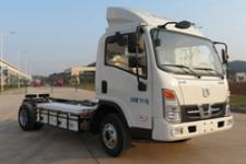 远程国五单桥纯电动货车底盘136马力0吨(DNC1077BEVJ02)