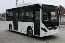 8.6米|16-30座万向纯电动城市客车(WXB6860GEV3)