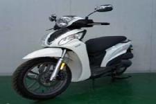 行星XX48QT-15型两轮轻便摩托车