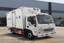 程力威牌CLW5040XLCCH5型冷藏车图片