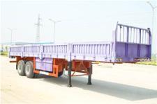 江淮扬天10米28吨2轴半挂车(CXQ9340)