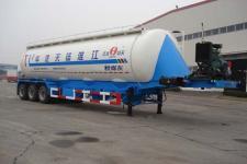 江淮扬天11.5米30吨3轴粉粒物料运输半挂车(CXQ9405GFL)