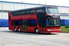 12米安凯HFF6120GS01C双层城市客车