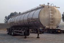 骏强12.6米32吨3轴鲜奶运输半挂车(JQ9400GNY)
