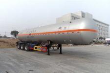 宏图13米2.9吨3轴易燃气体罐式运输半挂车(HT9400GRQ)