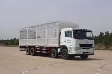 华菱国五前四后八仓栅式运输车290-420马力15-20吨(HN5310CCYX34D6M5)