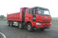 解放前四后八平头柴油自卸车国五394马力(CA3310P66K24L4T4AE5)