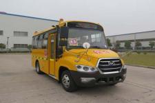安凯牌HFF6581KX5型小学生专用校车图片