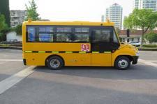 安凯牌HFF6581KX5型小学生专用校车图片2