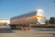 骏通12.4米33吨3轴铝合金运油半挂车(JF9403GYY)