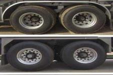 江淮扬天牌CXQ9350GFW型腐蚀性物品罐式运输半挂车图片