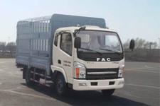 一汽凌源國五單橋倉柵式運輸車87-116馬力5噸以下(CAL5040CCYDCRE5)