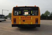 上饶牌SR6686DXV型小学生专用校车图片2