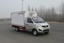 多士星牌JHW5030XLCB5型冷藏车图片