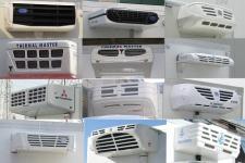 绿叶牌JYJ5047XLCE型冷藏车图片