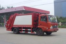 国五东风145压缩式垃圾车价格