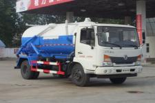 東風嘉運下水道吸污車廠家直銷價格最低