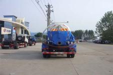 程力威牌CLW5145GXWE5型吸污车图片