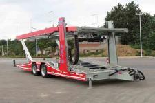 开乐11米8.6吨2轴中置轴车辆运输挂车(AKL9170TCL)