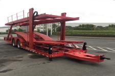 东风11.2米8.3吨2轴中置轴车辆运输挂车(EQ9170TCLZM)