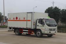 润知星国五单桥厢式货车156马力5-10吨(SCS5131XRQBJ)