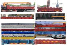 十通牌STQ5149JSQN5型随车起重运输车图片