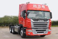 江淮后双桥,后八轮牵引车355马力(HFC4251P1K5E33S1Q1V)