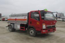 楚胜牌CSC5087GJYZ5型加油车图片