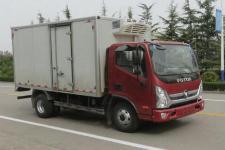 福田牌BJ5045XLC-FA型冷藏车图片