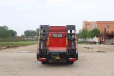 润知星牌SCS5041TPBCGC型平板运输车图片