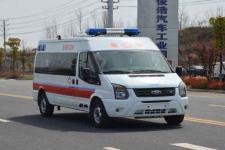 福特全顺新时代V348救护车