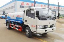 中汽力威牌HLW5040GPS5EQ型绿化喷洒车