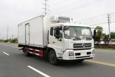 多士星牌JHW5180XLCD型冷藏车图片