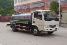 国五东风多利卡5吨洒水车