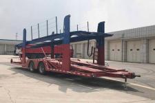 天野11.1米10吨2轴中置轴车辆运输挂车(STY9170TCL)