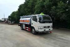 楚飞牌CLQ5070GJY5型加油车图片